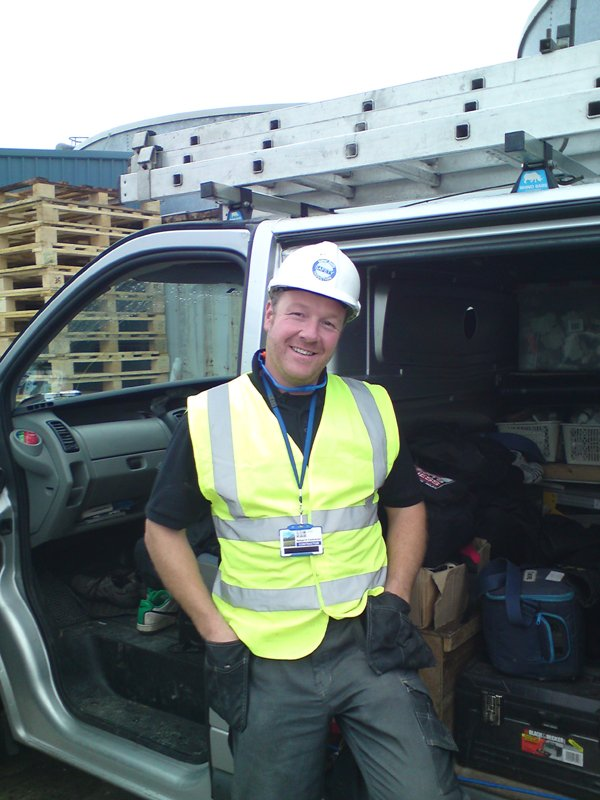 Commercial electricians Barnsley